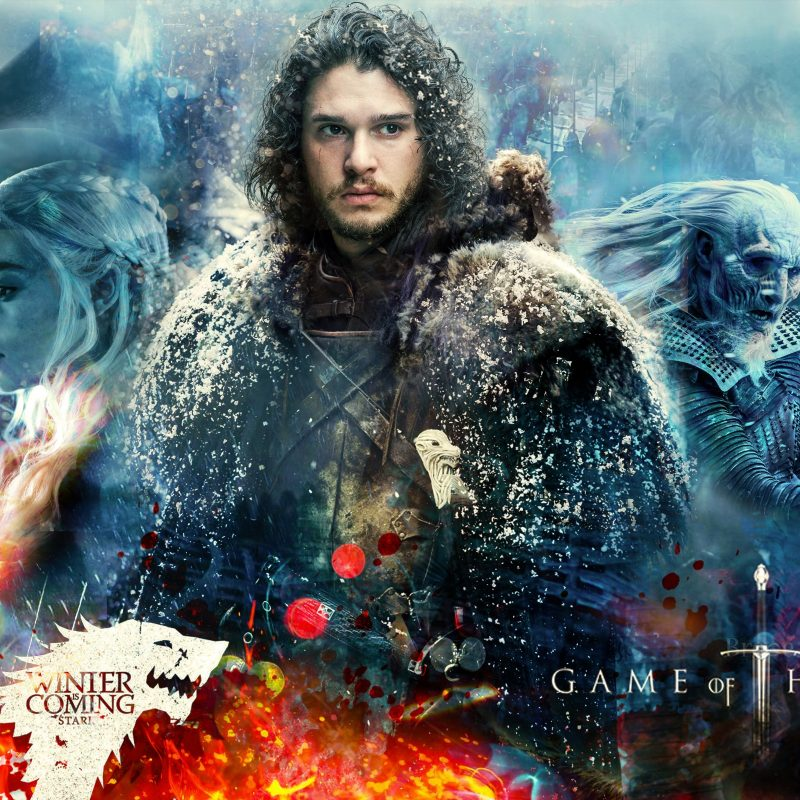 10 Best Game Of Thrones Jon Snow Wallpaper FULL HD 1920×1080 For PC Desktop 2018 free download game of thrones season 7 jon snow 4k wallpapers hd wallpapers id 800x800