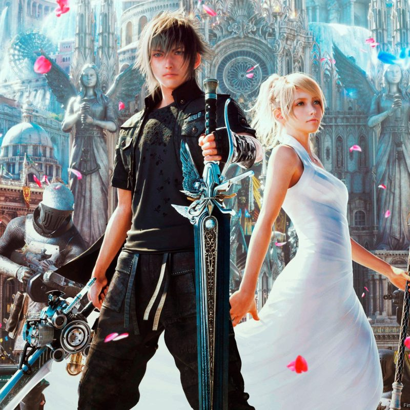 10 Most Popular Final Fantasy Xv Phone Wallpaper FULL HD 1920×1080 For PC Background 2021 free download games final fantasy xv wallpapers desktop phone tablet awesome 800x800