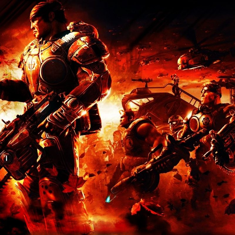 10 Latest Gears Of War Wallpaper 1080P FULL HD 1920×1080 For PC Background 2020 free download games gears of war 2 desktop wallpaper nr 54464stiannius 800x800