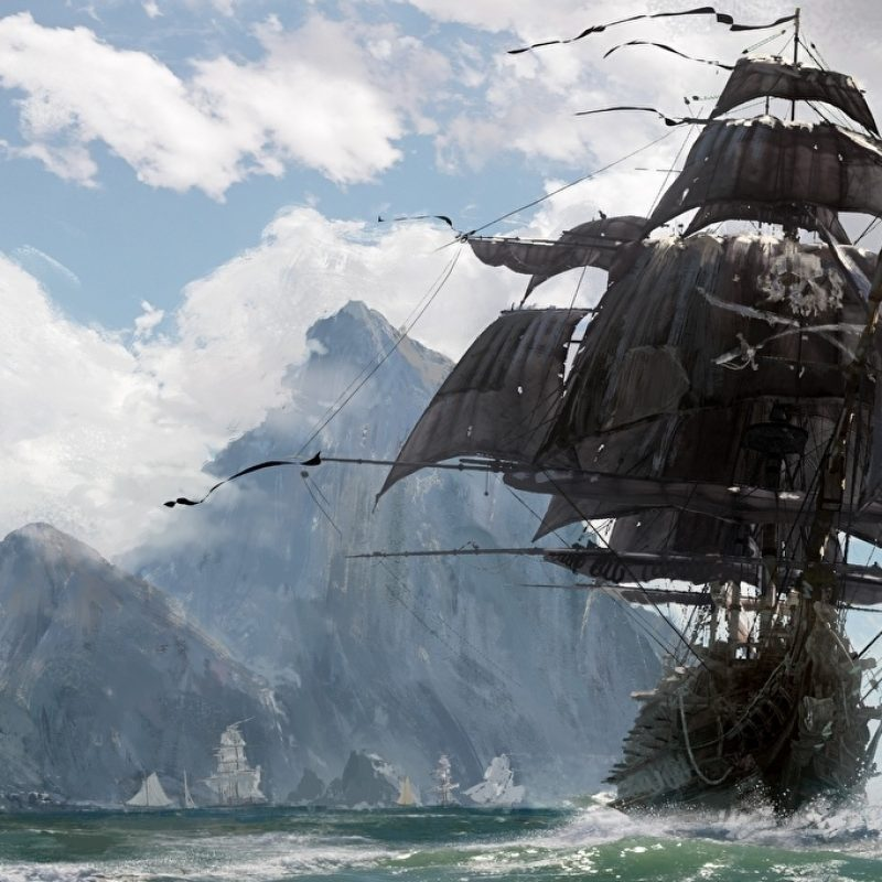 10 New Skull And Bones Wallpaper FULL HD 1920×1080 For PC Background 2021 free download games pirates ships skull and bones sailing 800x800