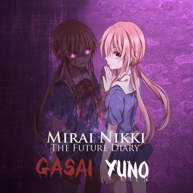 10 New Yuno Gasai Wallpaper Yandere FULL HD 1080p For PC Background 2021 free download gasai yuno mirai nikki wallpaper 1380607 zerochan anime image 800x800