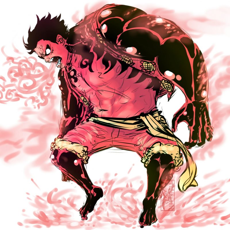 10 Best One Piece Wallpaper Luffy Gear Fourth FULL HD 1920×1080 For PC Desktop 2018 free download gear4 explore gear4 on deviantart 1 800x800