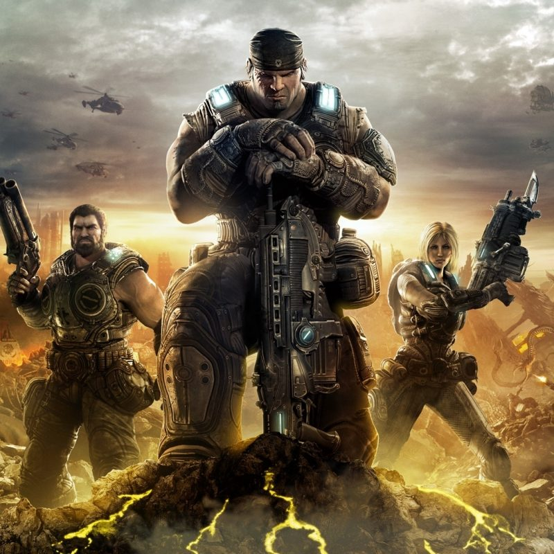 10 New Gears Of War 2 Wallpaper FULL HD 1920×1080 For PC Background 2018 free download gears of war 3 e29da4 4k hd desktop wallpaper for 4k ultra hd tv e280a2 wide 3 800x800