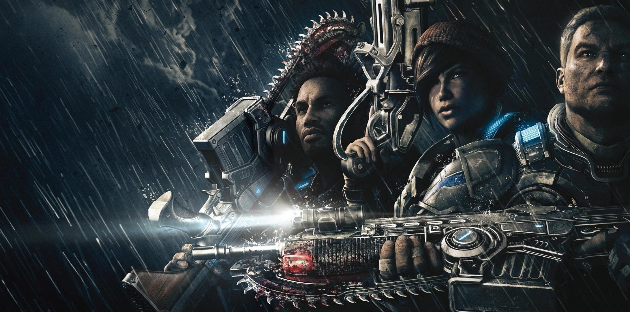 gears of war 4 full hd fond d'écran and arrière-plan | 2420x1200