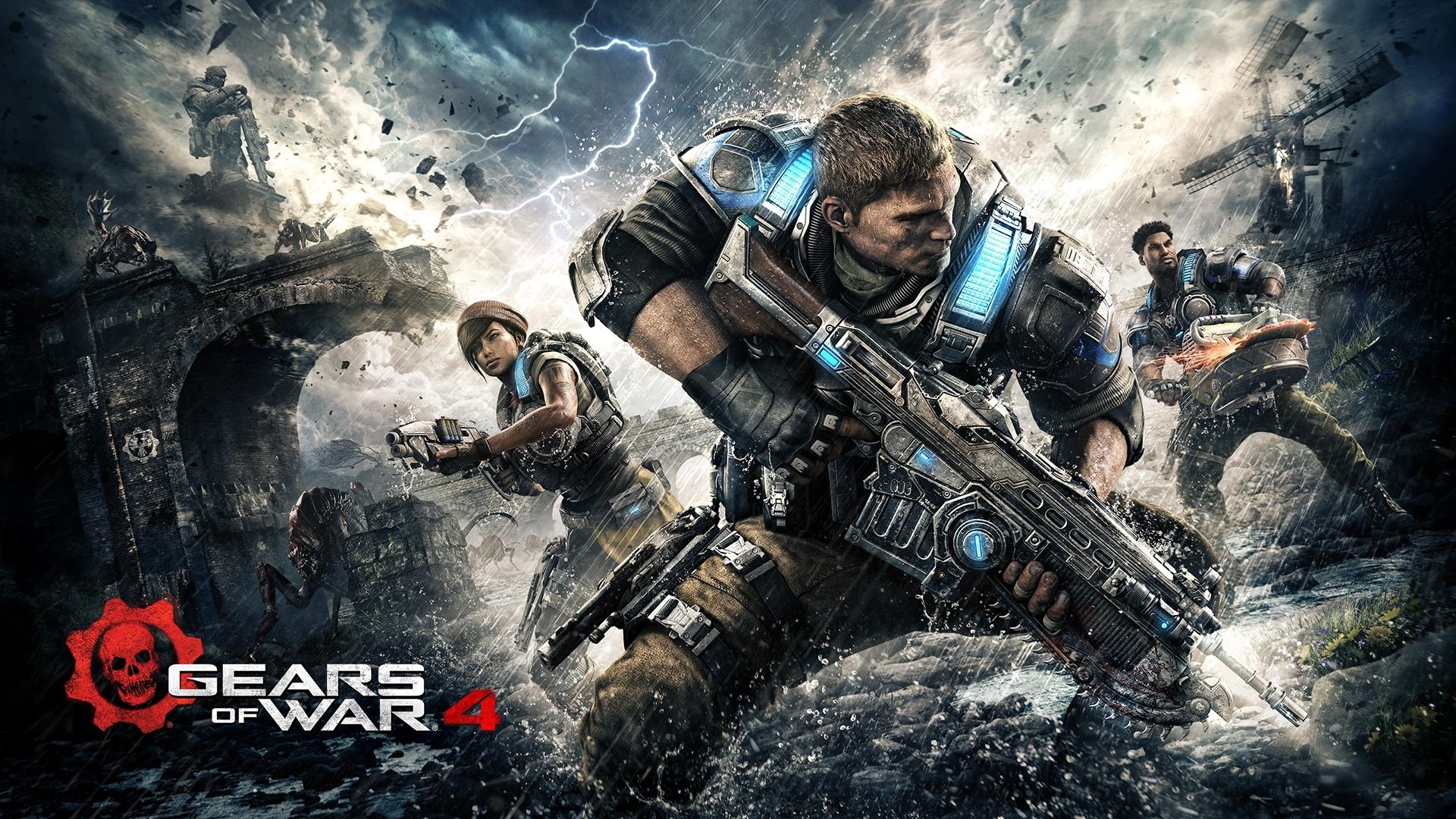 gears of war 4 wallpaper | gears of war - official site | games