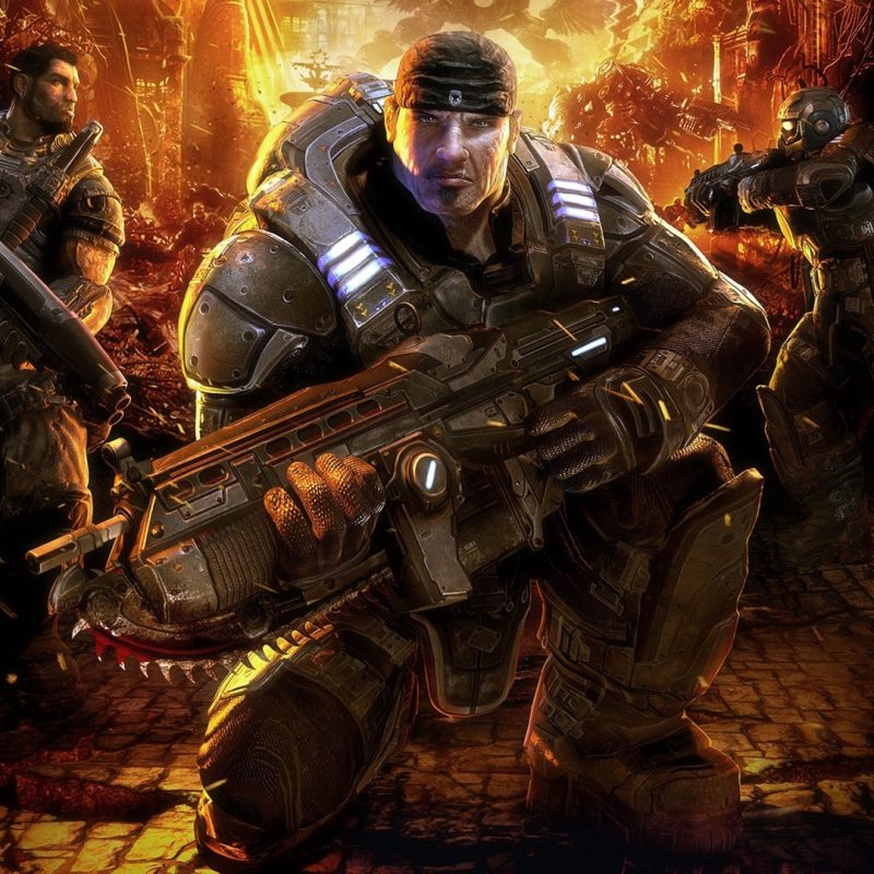 10 Best Gears Of War 1080P Wallpaper FULL HD 1080p For PC Background 2018 free download gears of war hd 1080p wallpapers hd wallpapers id 8136 2 800x800