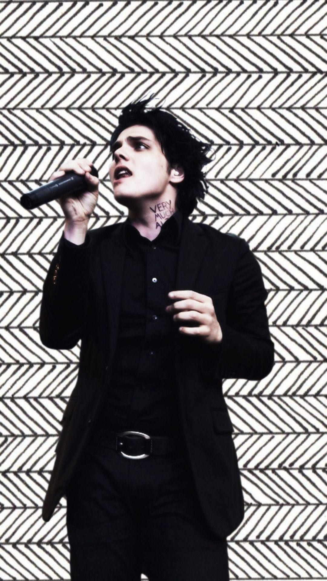 gerard way wallpapers (75+ images)