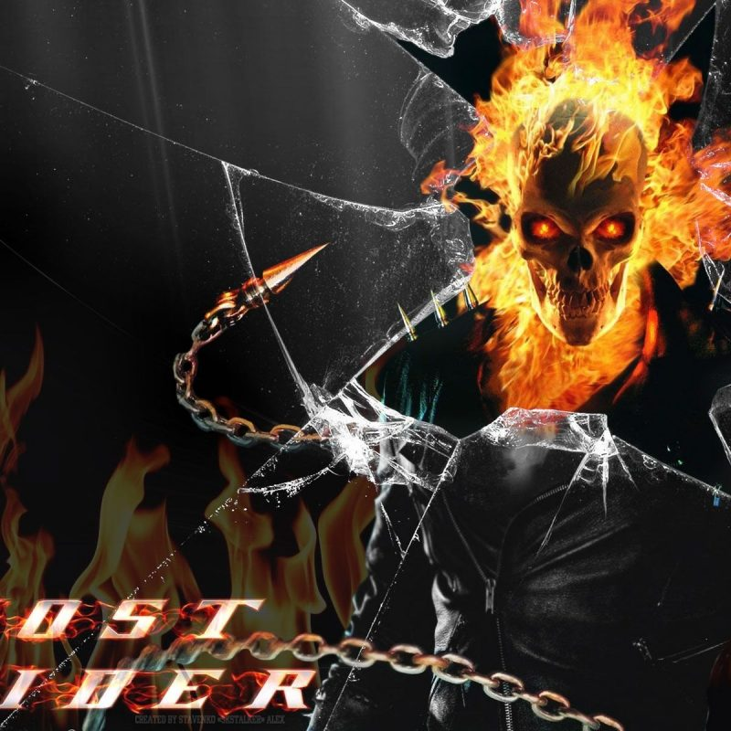 10 New Ghost Rider Spirit Of Vengeance Wallpaper 3D FULL HD 1080p For PC Background 2018