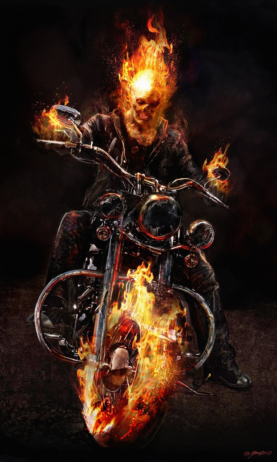 ghostrider | explore ghostrider on deviantart