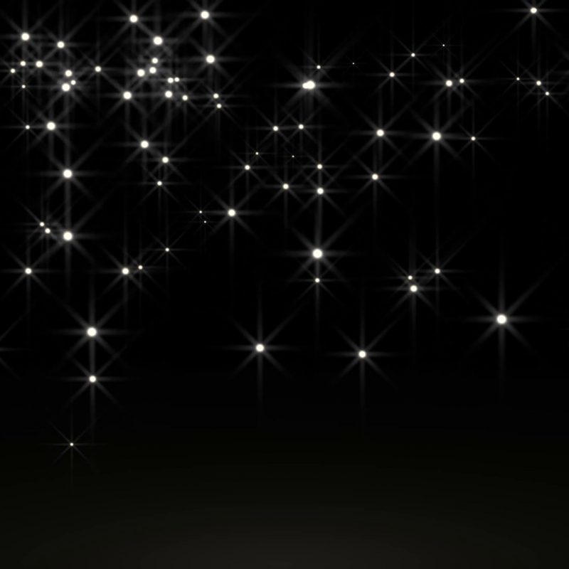 10 Top Black Space Stars Background FULL HD 1920×1080 For PC Desktop 2020 free download glowing particle star in random direction with bounce on spotlight 800x800