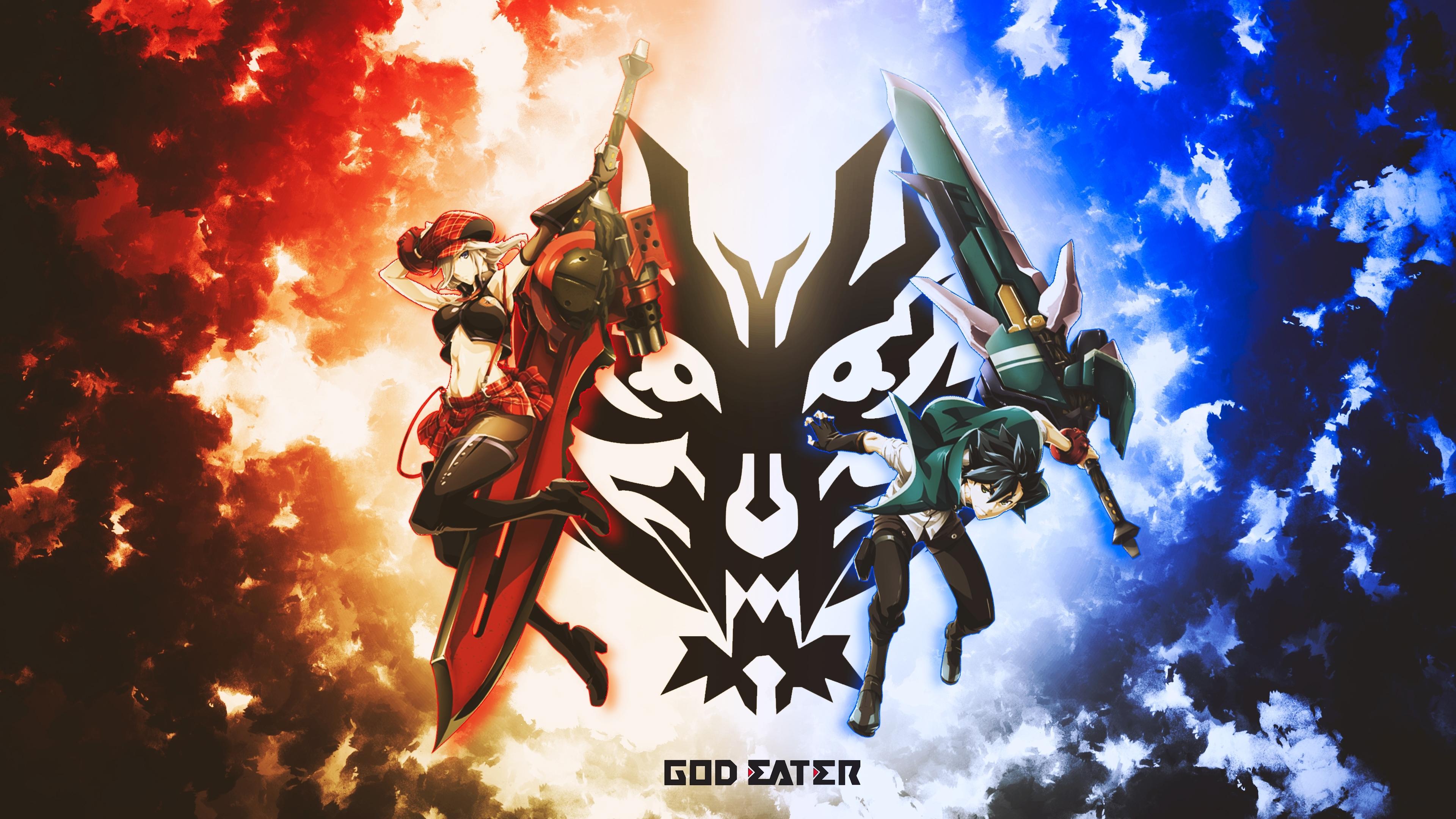 god eater 4k ultra hd fond d'écran and arrière-plan | 3840x2160 | id