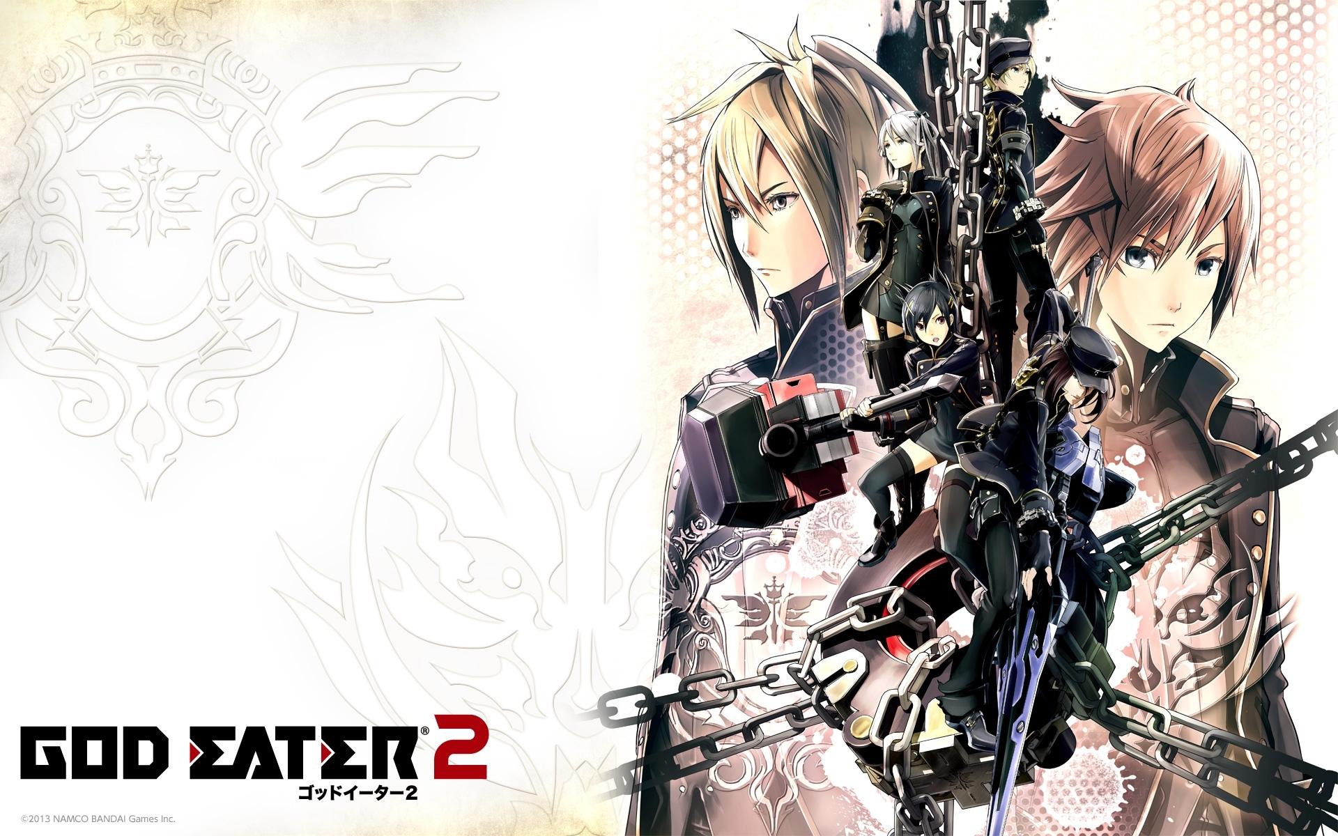 god eater (gods eater burst) wallpaper #1637837 - zerochan anime
