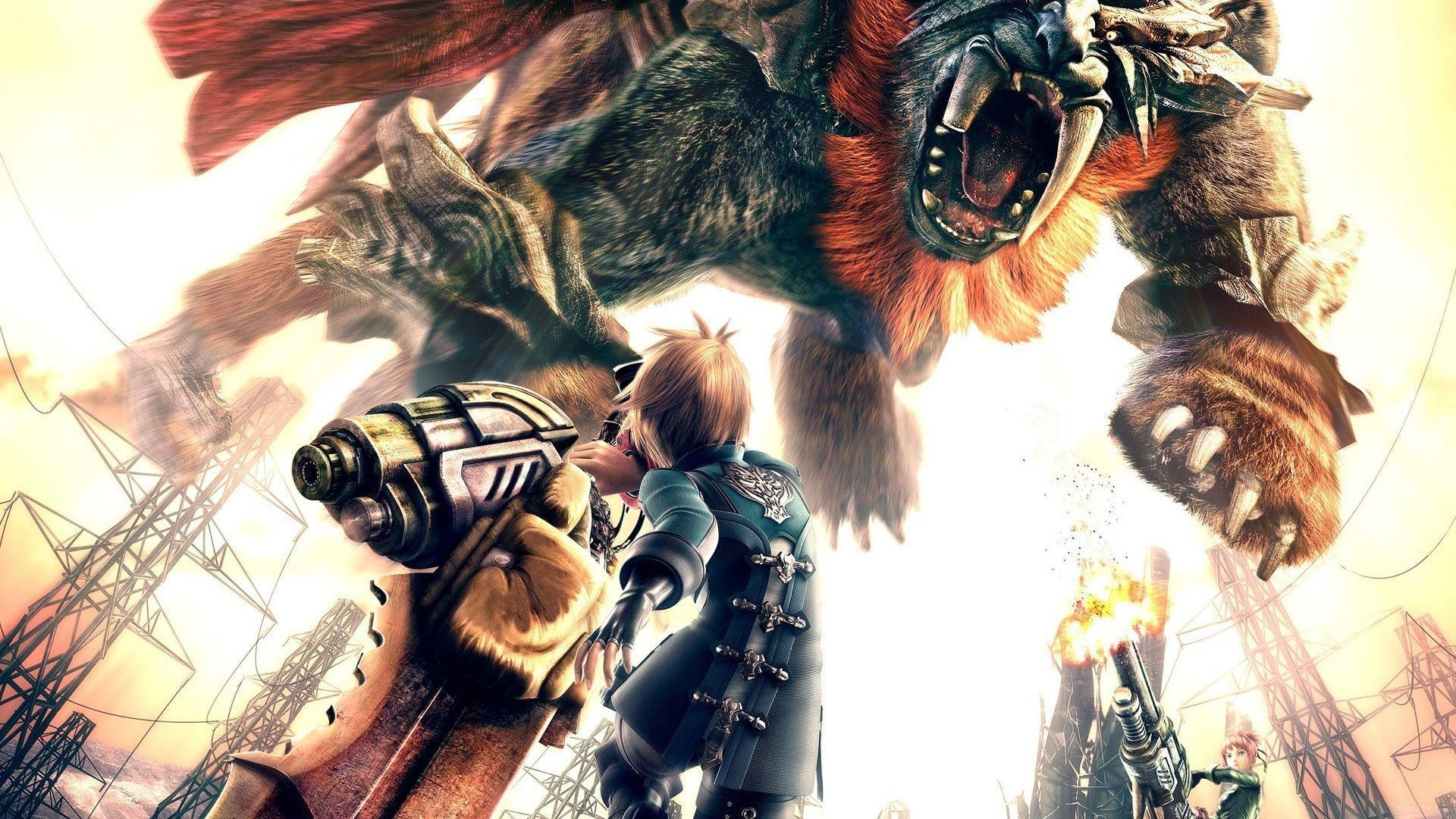 god eater wallpapers - wallpaper cave