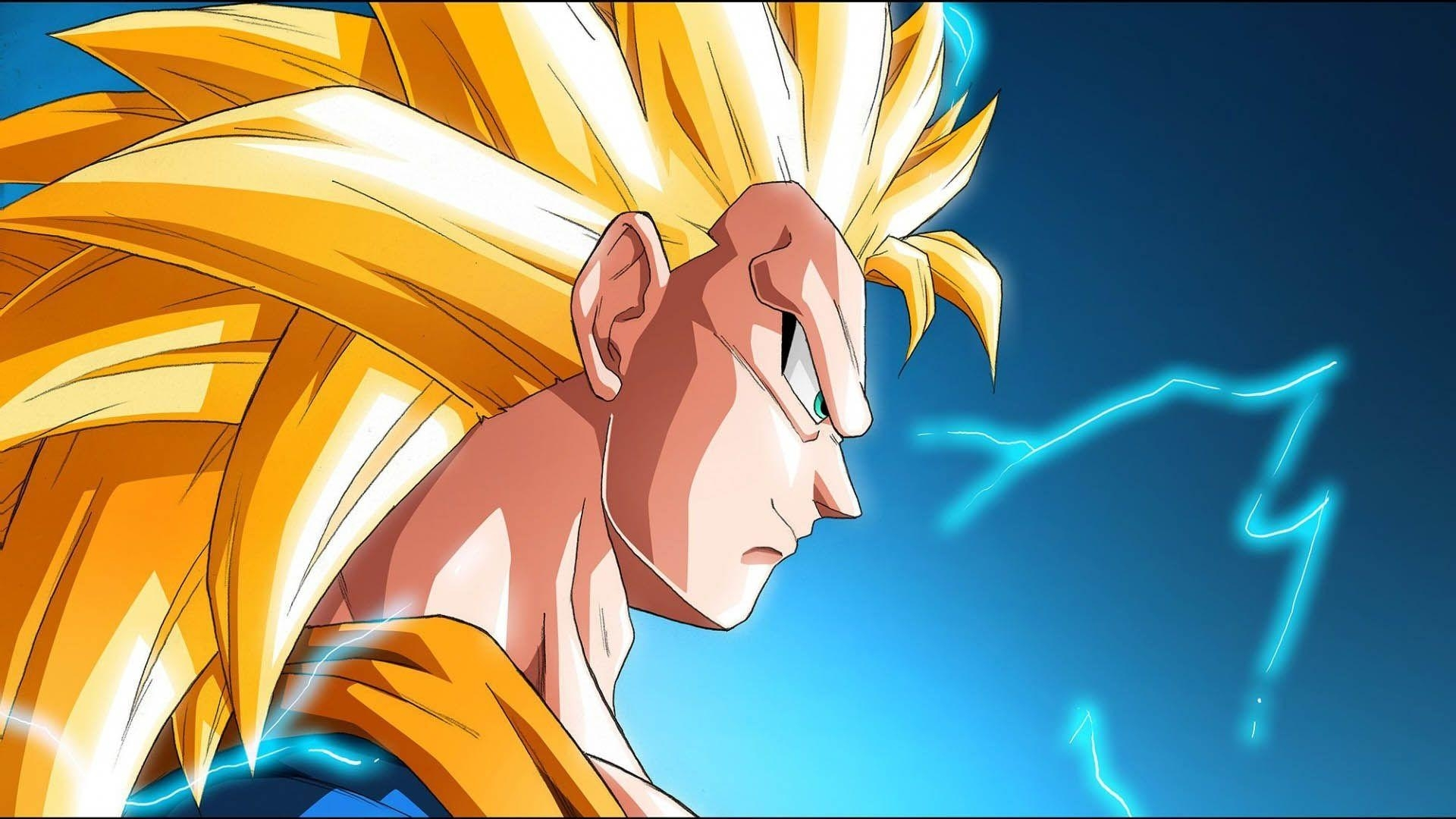 goku super saiyan 3 wallpapers - wallpaper cave