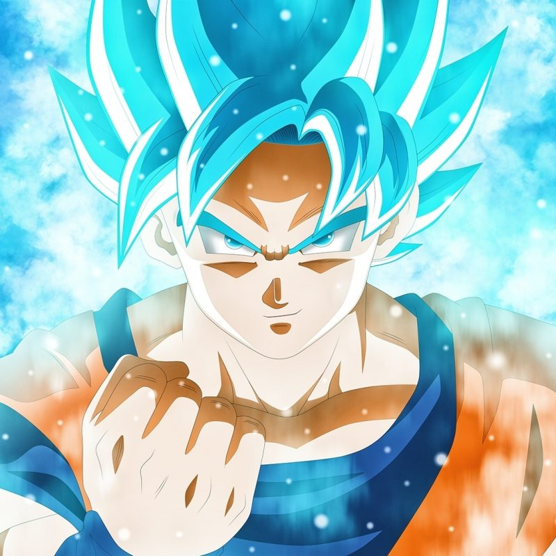 10 Best Goku Super Saiyan Blue Wallpaper Hd FULL HD 1920×1080 For PC Background 2018 free download goku super saiyan blue dbs anime wallpaper 48336 1 800x800