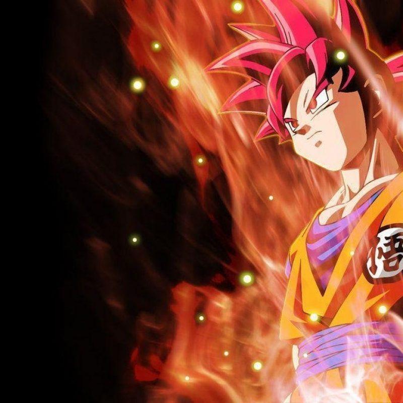 10 Best Goku Super Saiyan God Wallpaper Hd FULL HD 1080p For PC Background 2018 free download goku super saiyan god wallpapers wallpaper cave 1 800x800