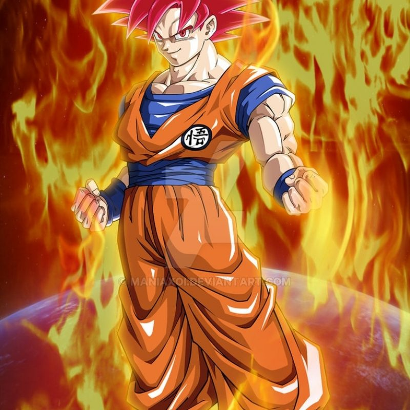 10 Latest Pictures Of Super Saiyan God FULL HD 1080p For PC Background 2018 free download goku super saiyan godmaniaxoi on deviantart 800x800
