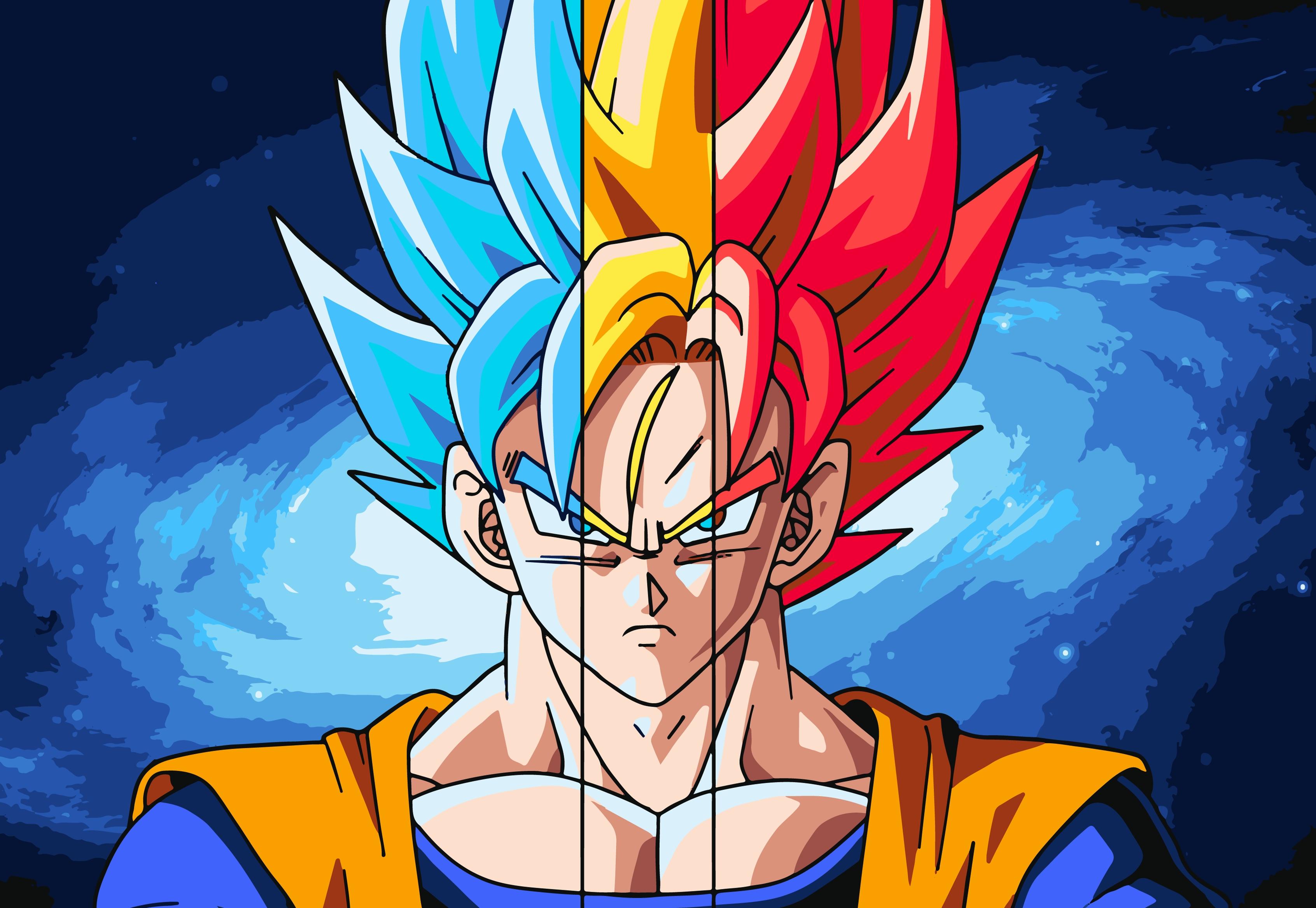 goku the super saiyan full hd fond d'écran and arrière-plan