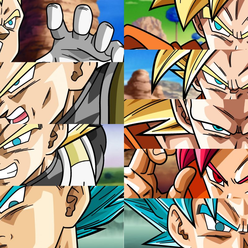 10 Best Dbz Dual Monitor Wallpaper FULL HD 1920×1080 For PC Background 2018 free download goku vegeta wallpapers wallpaper cave 800x800