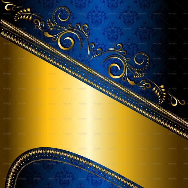 10 Most Popular Blue And Gold Backgrounds FULL HD 1920×1080 For PC Background 2020 free download gold border on blue patterned backgroundtatyanamh graphicriver 800x800