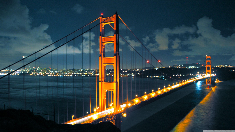 golden gate bridge ❤ 4k hd desktop wallpaper for 4k ultra hd tv