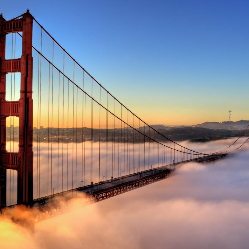 10 Latest Golden Gate Bridge Wallpaper High Resolution FULL HD 1080p For PC Desktop 2020 free download golden gate bridge envelopedfog e29da4 4k hd desktop wallpaper for 1 800x800