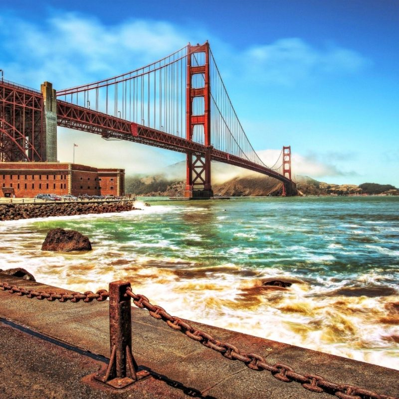 10 Most Popular Golden Gate Bridge Wallpaper 1920X1080 FULL HD 1920×1080 For PC Desktop 2018 free download golden gate bridge wallpapers high quality download free best 800x800