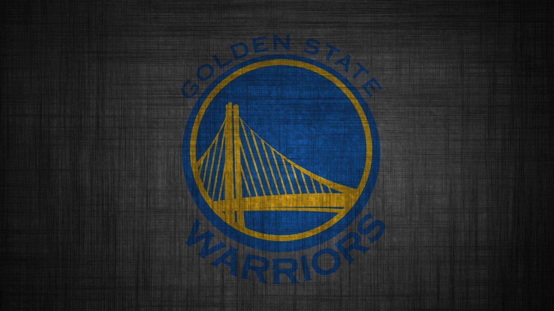 golden state warriors logo wallpaper | wallpaper hd 1080p