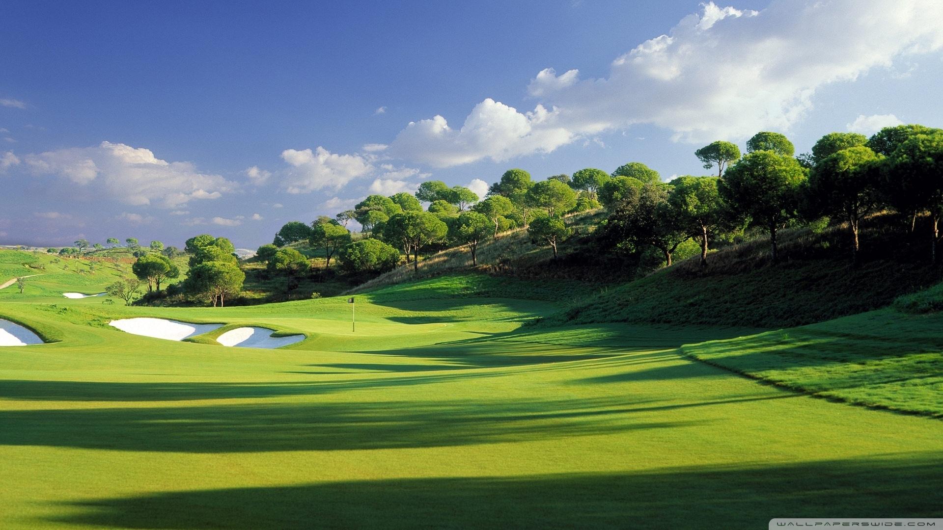 golf course ❤ 4k hd desktop wallpaper for 4k ultra hd tv • wide