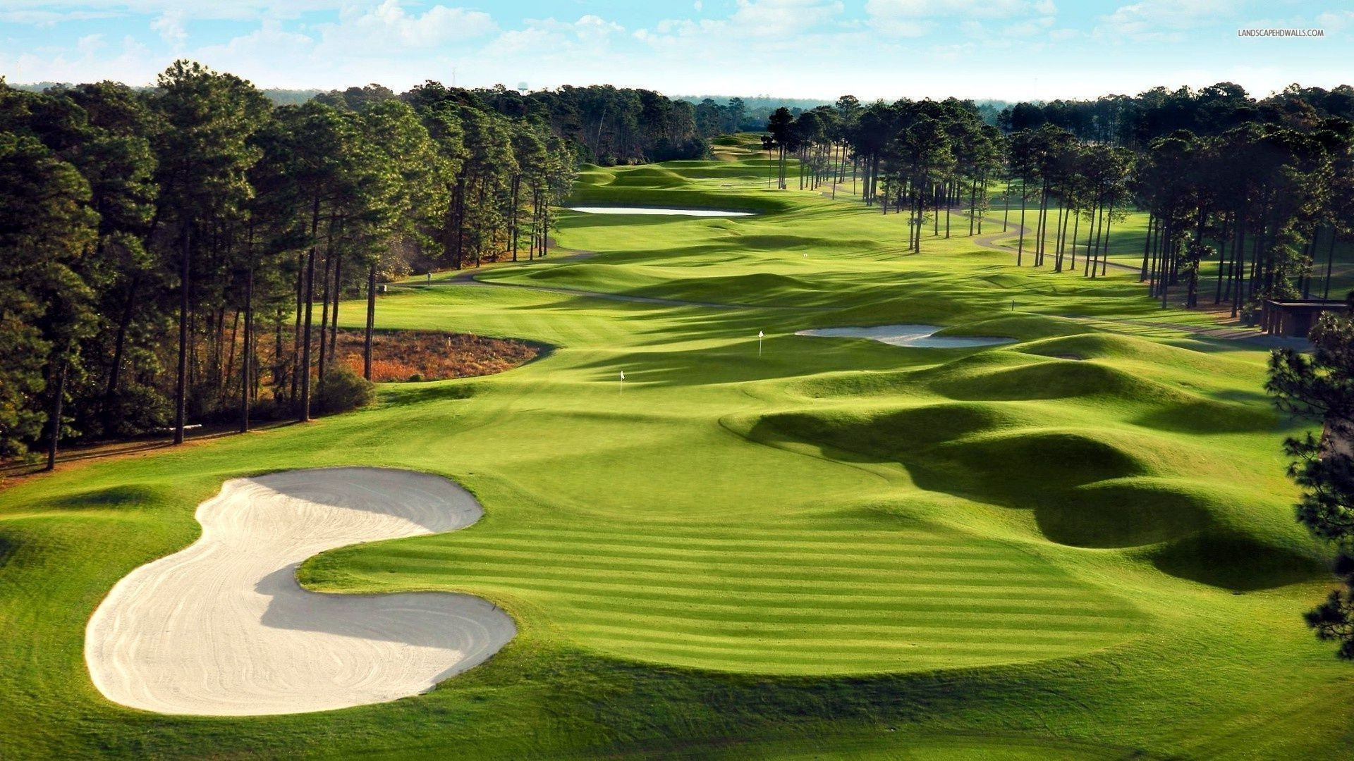 golf course wallpaper for iphone - download new golf course