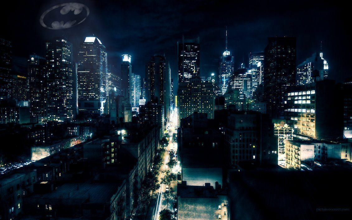 gotham city backgrounds - wallpaper cave