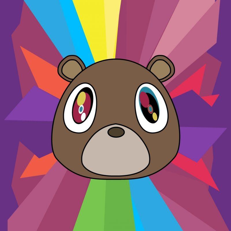 10 Most Popular Graduation Kanye West Wallpaper FULL HD 1080p For PC Background 2021 free download graduation bear wallpaper i made kanye 1 800x800