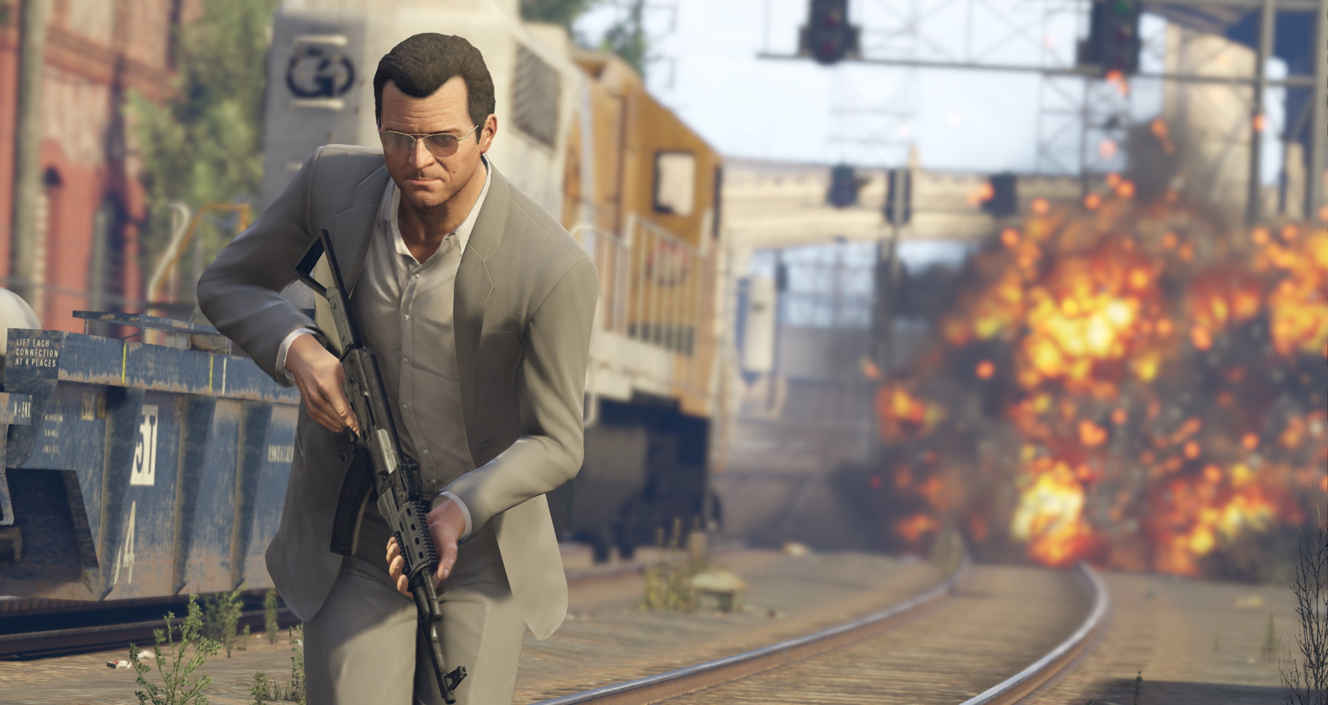 grand theft auto 5 review | gamesradar+