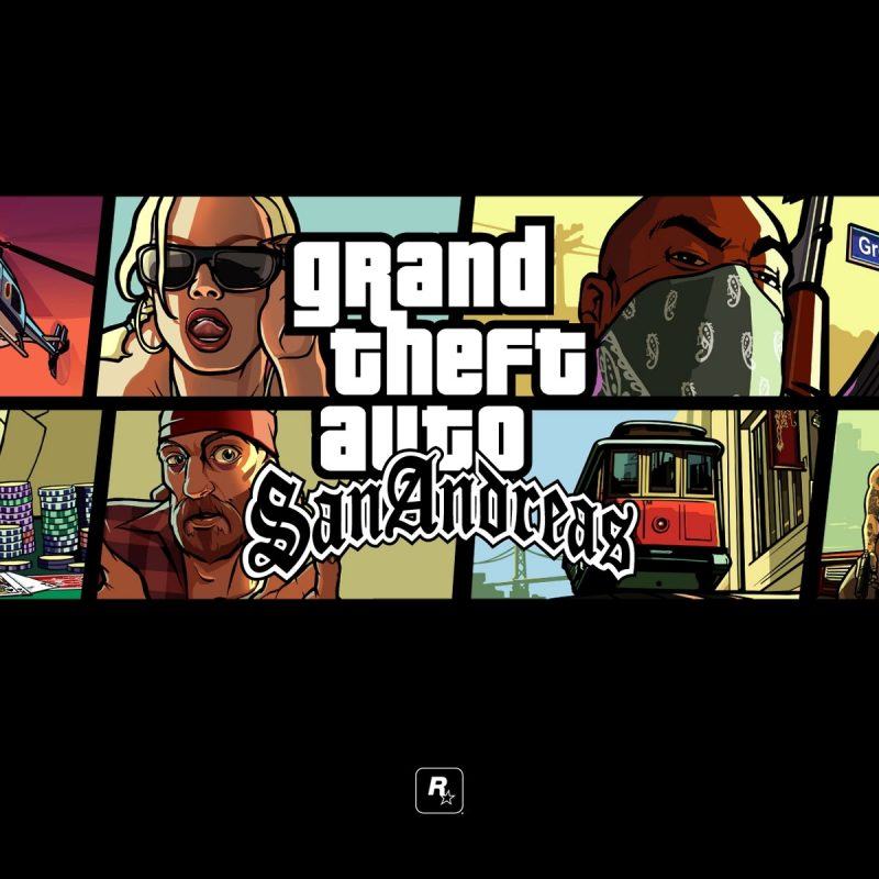 10 Most Popular Grand Theft Auto San Andreas Wallpaper FULL HD 1080p For PC Background 2020 free download grand theft auto san andreas official desktops 3 800x800