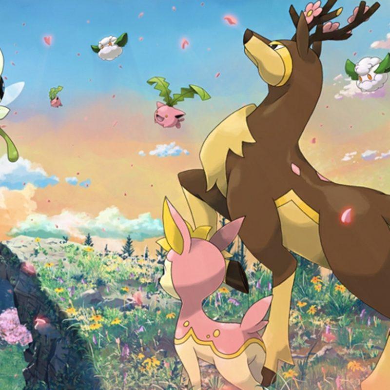10 Most Popular Grass Type Pokemon Wallpaper FULL HD 1920×1080 For PC Background 2021 free download grass pokemon fond decran and arriere plan 1932x768 id648620 800x800