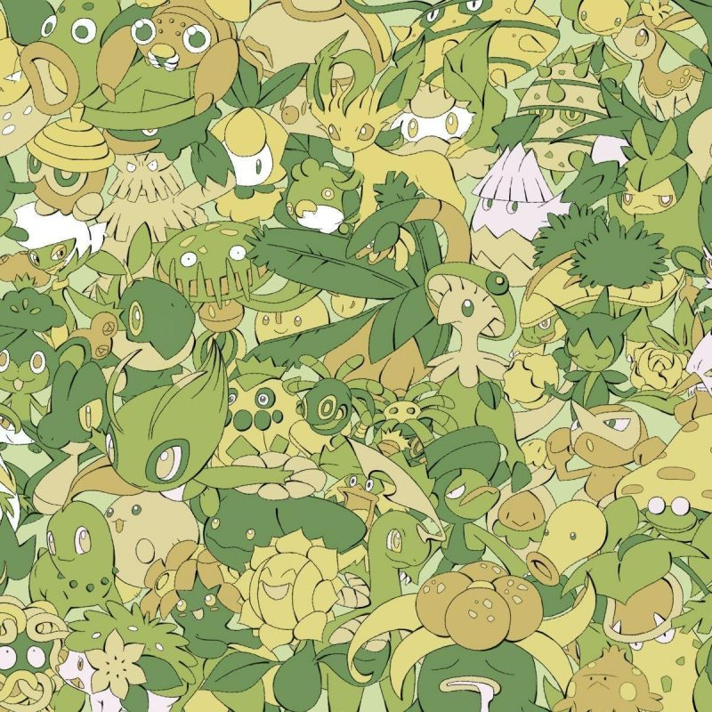 10 Top Pokemon Grass Type Wallpaper FULL HD 1920×1080 For PC Desktop 2018 free download grass pokemon wallpapers wallpaper cave 1 800x800