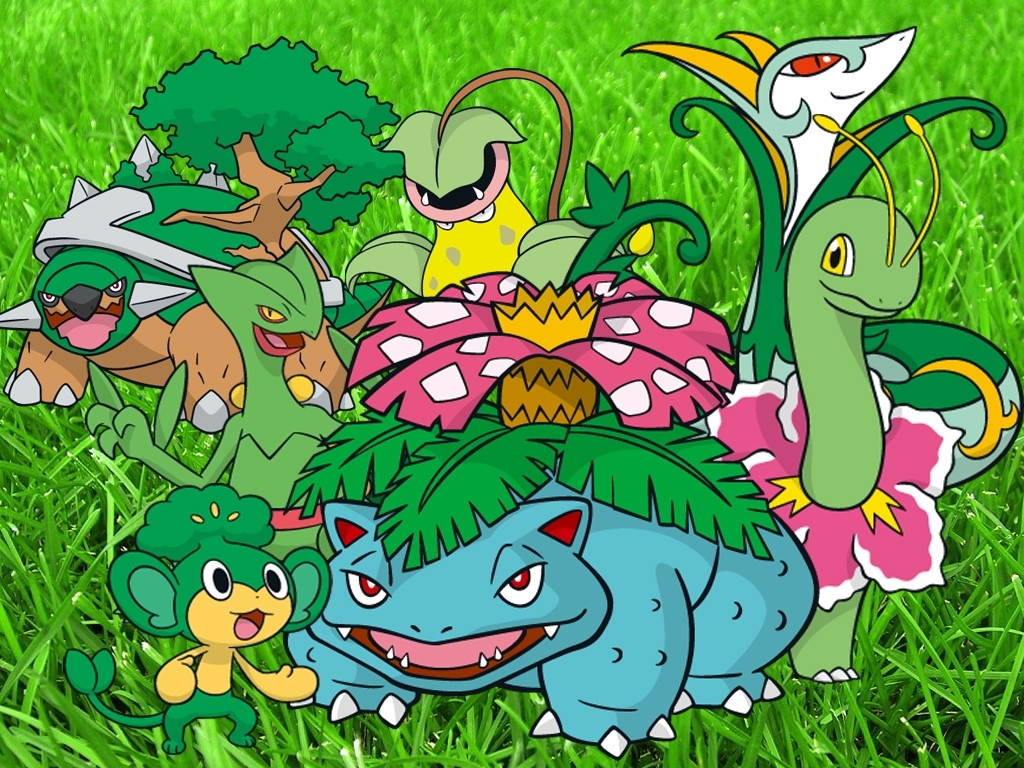 grass type wallpaperreshiramaster on deviantart