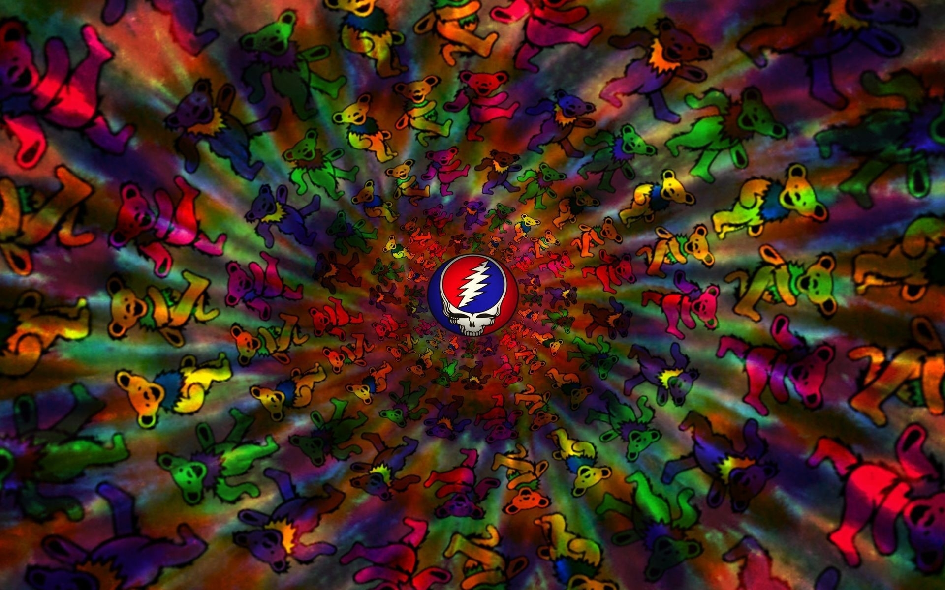 grateful dead wallpaper and screensavers (50+ images)