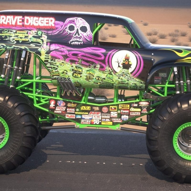 10 Top Pictures Of Grave Digger Monster Truck FULL HD 1080p For PC Desktop 2018 free download grave digger monster truck desert 800x800