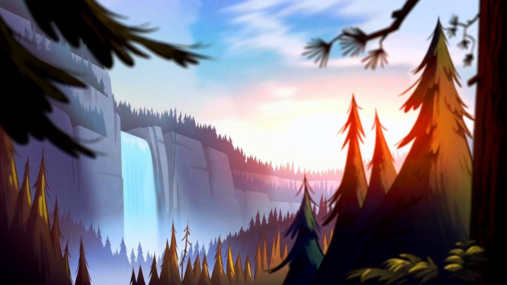 gravity falls hd wallpaper (65+ images)