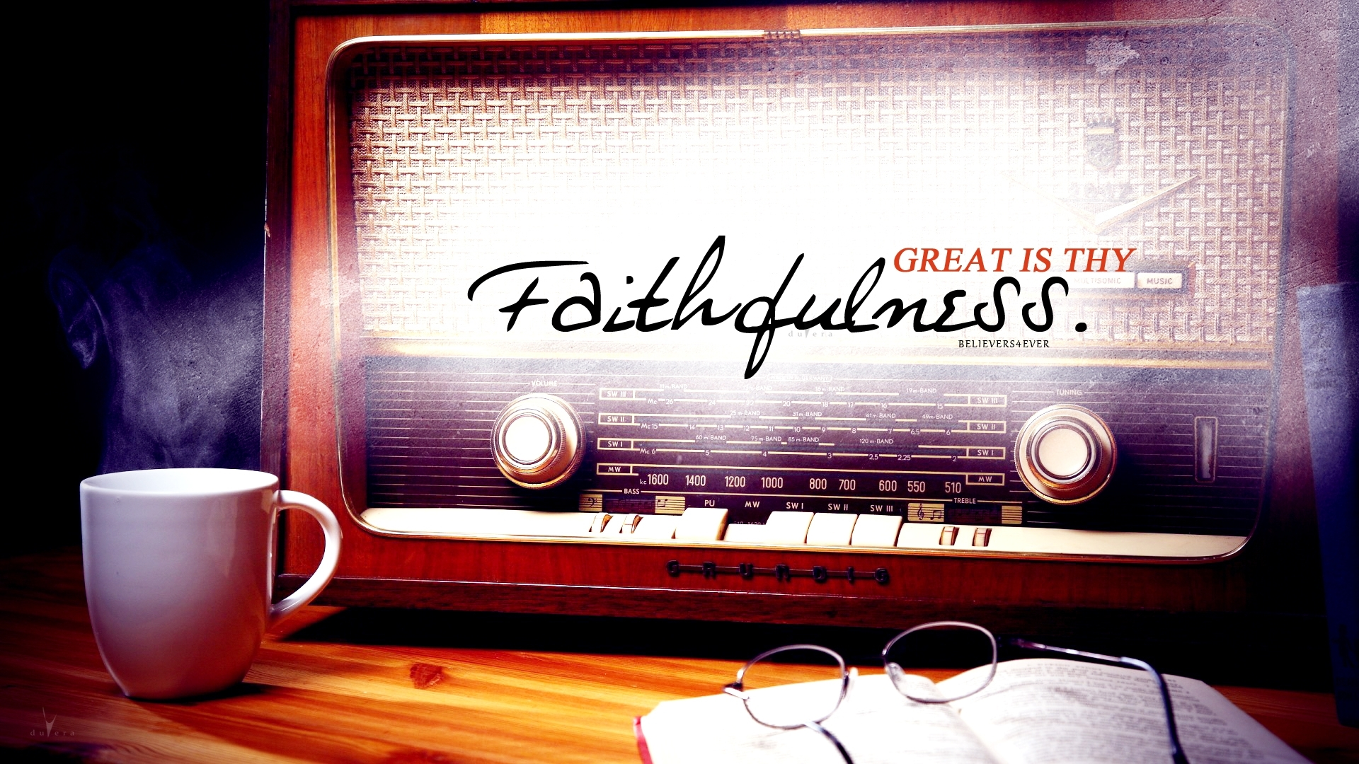 great is thy faithfulness - believers4ever