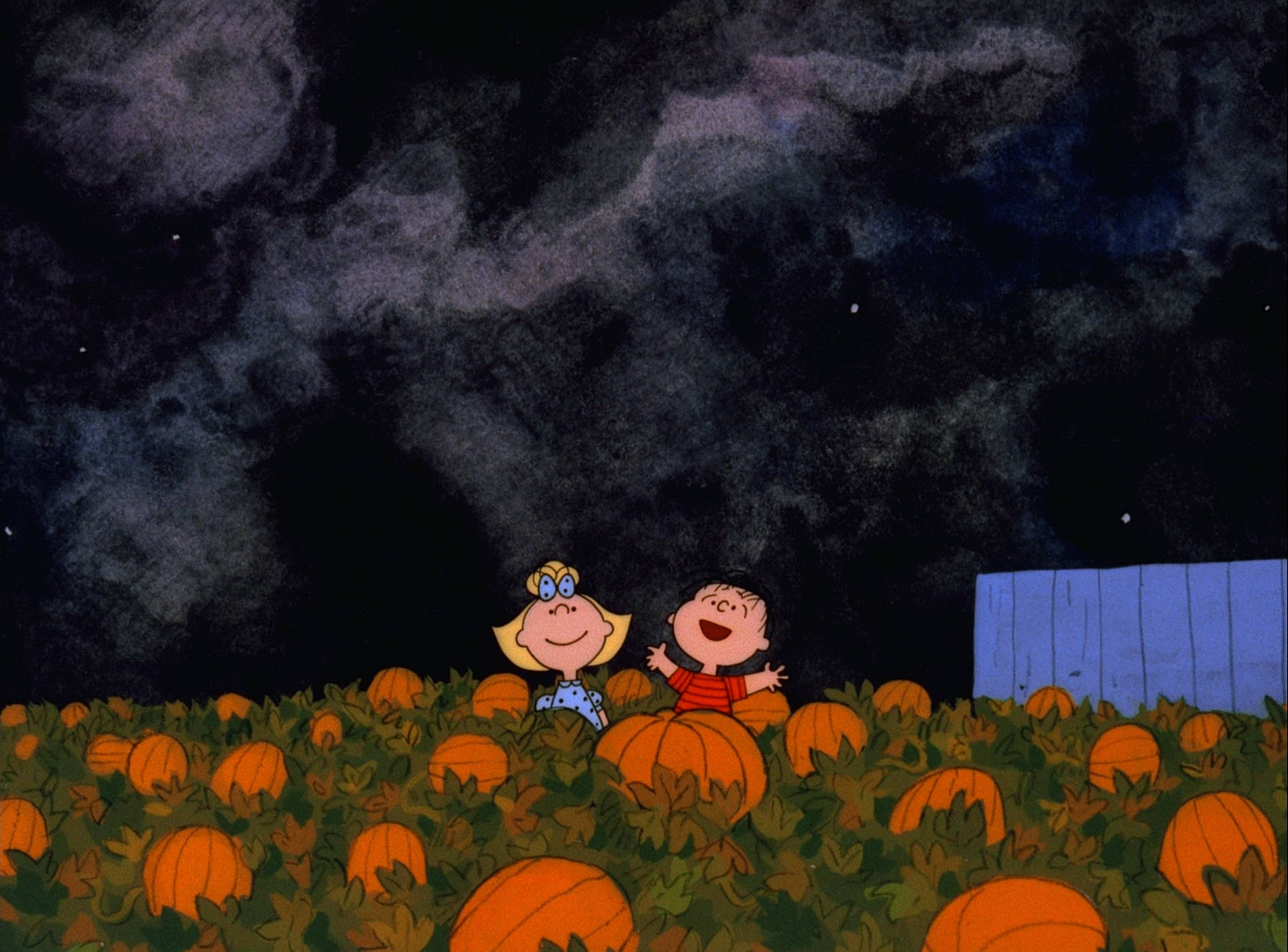 great pumpkin charlie brown wallpapers - wallpaper cave