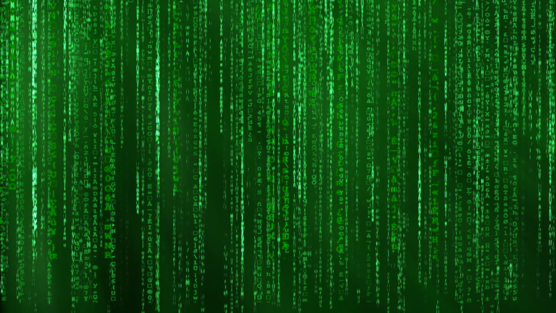 10 Most Popular Moving Matrix Background FULL HD 1920×1080 For PC Background 2021 free download green animated matrix background computer code with symbols and 800x450