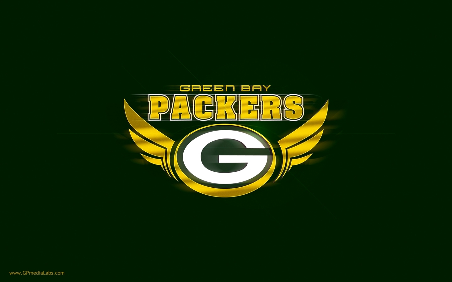 green bay packers wallpaper logo wings photo