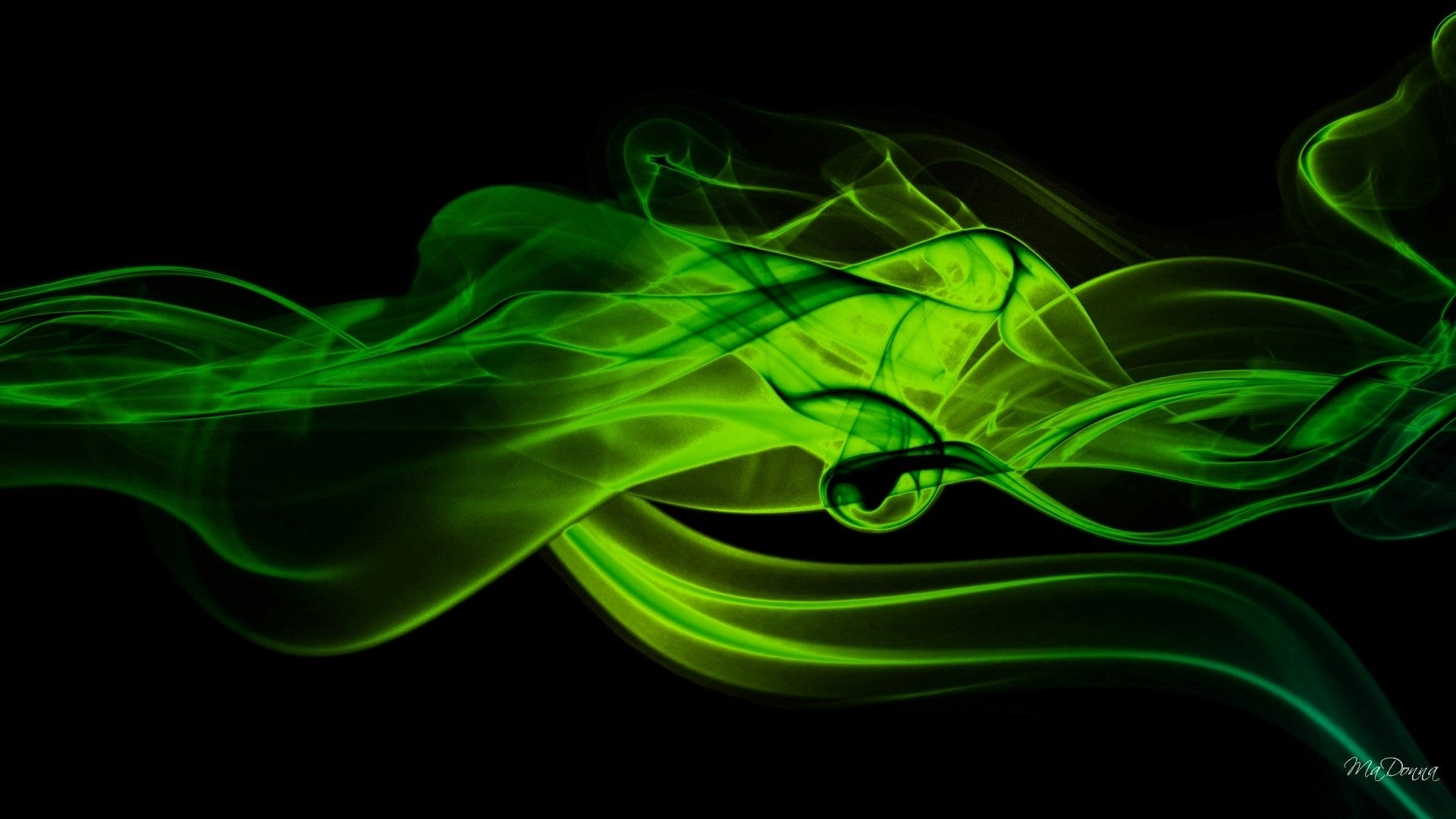 green d shape hd desktop wallpaper widescreen high definition