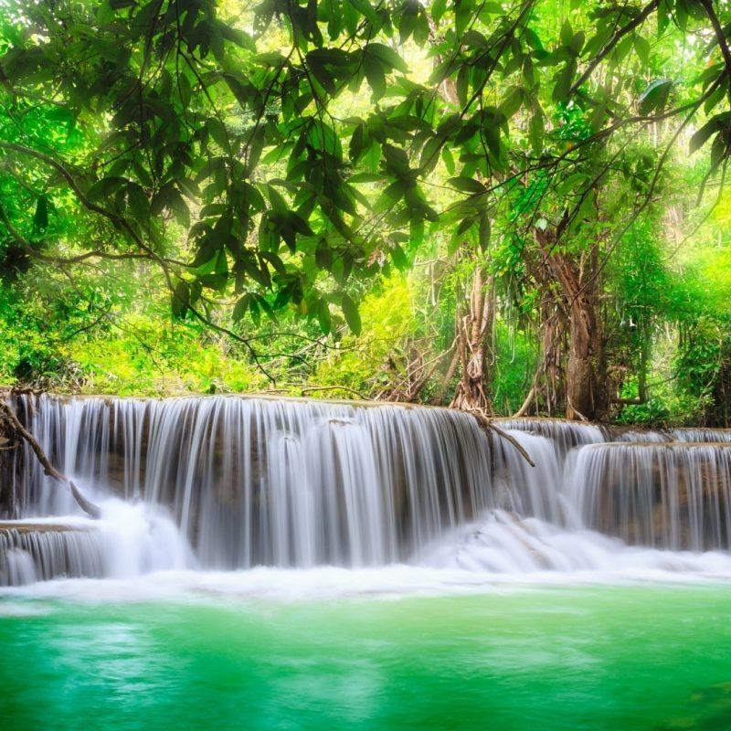 10 Most Popular Waterfall Hd Wallpapers 1080P FULL HD 1920×1080 For PC Background 2018 free download green tropical waterfall e29da4 4k hd desktop wallpaper for 4k ultra hd 800x800