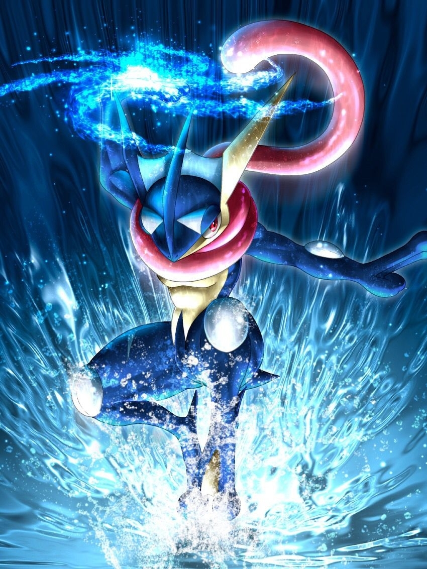 greninja | pokemon | pinterest | pokémon, anime and pokemon stuff