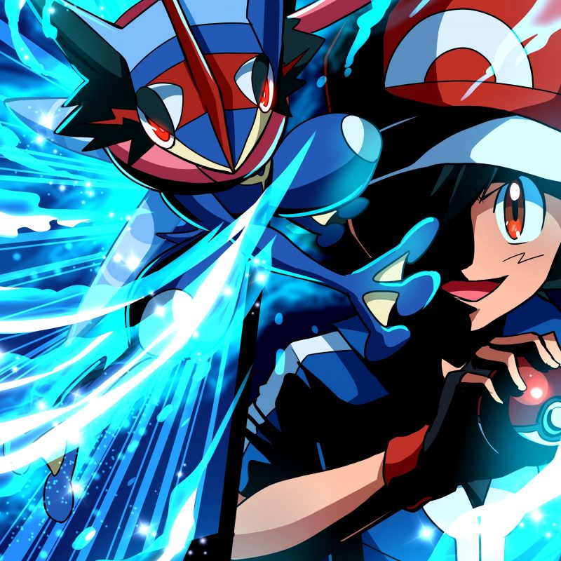 10 Best Ash Green Ninja Pokemon FULL HD 1920×1080 For PC Background 2021 free download greninja satoshi greninja and satoshi pokemon and pokemon anime 800x800