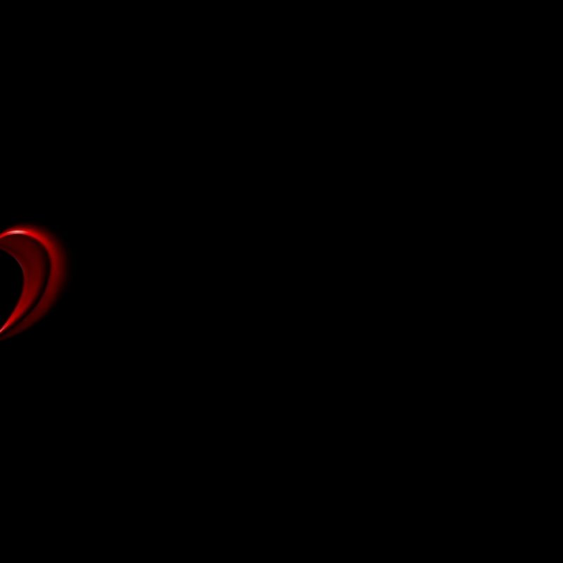 10 Latest Red Heart Black Background FULL HD 1080p For PC Desktop 2020 free download grey and red heart heartbeat on black background video animation 800x800