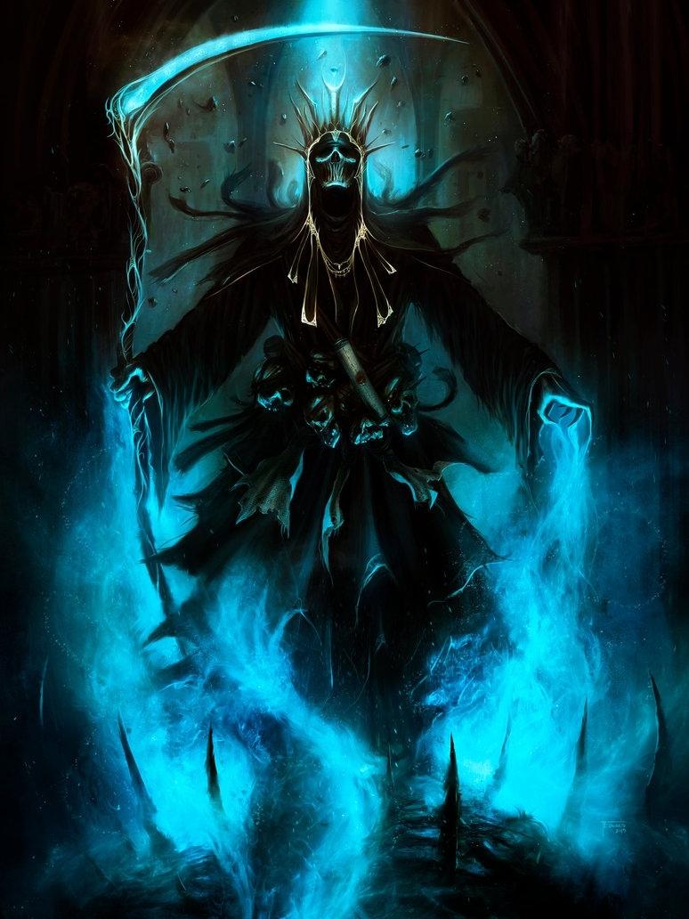 grim reaper wallpaper - bdfjade